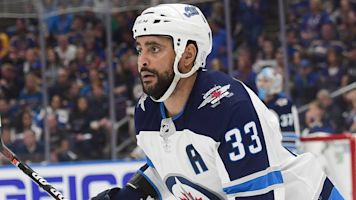 Future of Jets' Byfuglien is up in the air