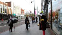 Coronavirus: 'Alarming' rise in shoppers on the high street despite lockdown