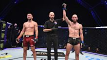 UFC's Guram Kutateladze calls out own split-decision win as 'No. 1 bulls---'