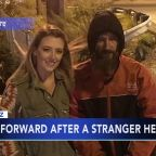 $60,000+ payback after Philadelphia homeless man uses last $20 to help woman