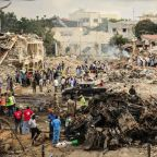 US declares Somalia truck bombing disaster and sends 'immediate' aid after criticism for Puerto Rico response
