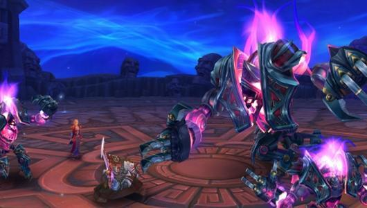 Take a look at the next Allods Online update, Colors of War