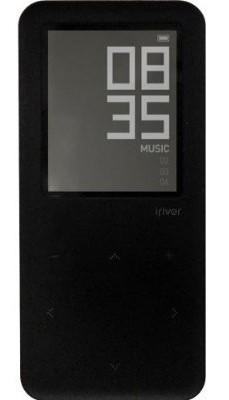 iriver's minimalist styled and flamboyant batteried E30 player now available