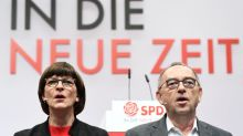 Left-leaning youth leader inspires Germany's Social Democrats