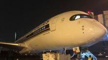 全球最長直航航班復辦 機程19小時