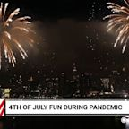 Celebrating the Fourth of July during COVID-19