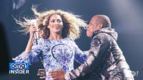 Jay Z Surprises Beyoncé With a Rare Public Display of Affection