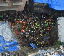 Four dead, 12 feared trapped after Mumbai building collapse