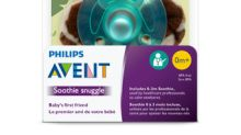 Philips Avent Soothie snuggle Hits Shelves in Time for Holiday