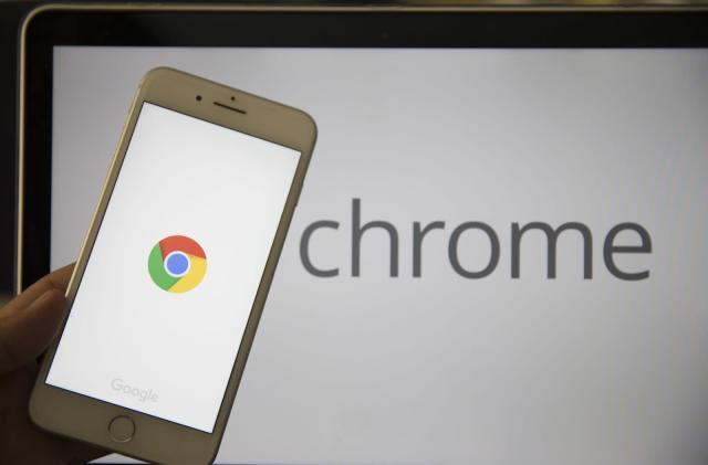 Google Chrome will warn you of lookalike URLs