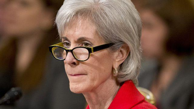 Sebelius set for grilling on Capitol Hill