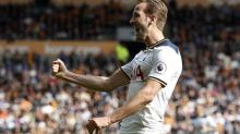 Tottenham's Kane wants 100 goals by end of next season