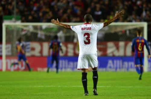 Sevilla pode perder Mariano e substituí-lo por outro brasileiro