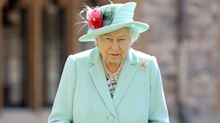 Queen given payment holiday as Crown Estate profits stagnate during pandemic
