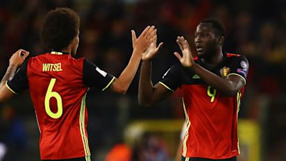 World Cup 2018: Belgium 1 Greece 1 - Lukaku rescues below-par Red Devils
