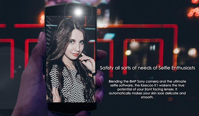 Crappy smartphone 'for women' does everything wrong