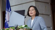 Taiwan president pledges humanitarian relief for Hong Kongers