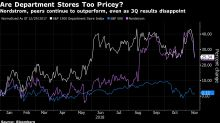 Nordstrom Slides as Weak Margins Add to Wall Street Concerns