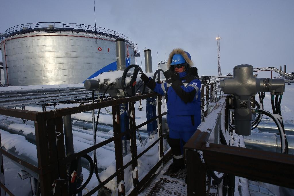 Russia is among 11 non-OPEC countries which agreed to cut oil output by 558,000 barrels per day