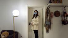 'Sentí ganas de llorar': el coronavirus sacude a las madres embarazadas de China