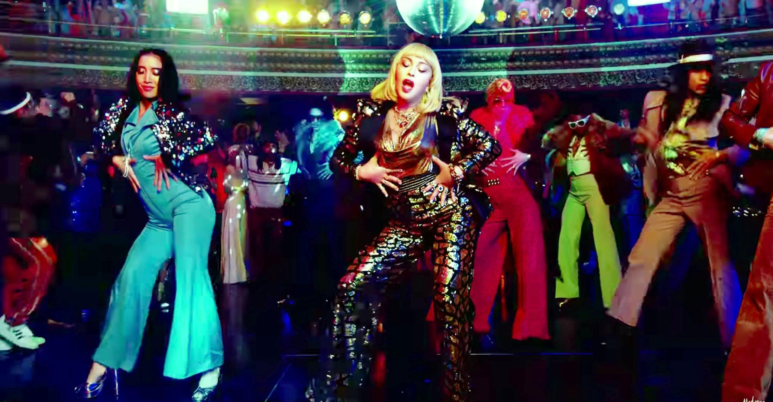 Madonna Shows Bloody Club Shooting in 'God Control' Music Video to ...