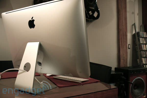 Core i7 iMacs showing up DOA -- including ours