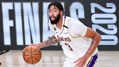 AD finalizing 5-year, $190M deal with Lakers