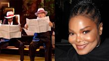 Janet Jackson gives seal of approval to Bill Bailey's latest 'Strictly' routine