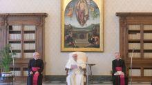El papa condena a los que intentan ganar dinero fácil a costa del coronavirus