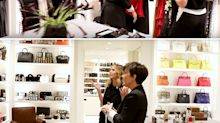 Kris Jenner Shows Off Her '62 Years Of Collecting' Fashion in Swoon-Worthy Closet Tour