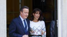 Samantha Cameron Chooses Preen By Thornton Bregazzi For David's Resignation