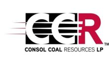 CONSOL Coal Resources LP Announces Results for the Third Quarter 2019
