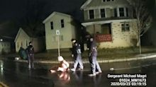 Body cam video shows Rochester police arresting Daniel Prude
