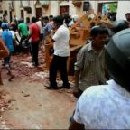 Arrests following blasts in Sri Lanka