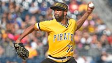 New name takes over as Pirates closer, but player remains the same