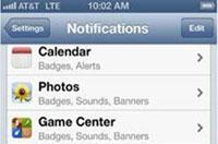 iPhone 101: Living dangerously with government alerts turned off