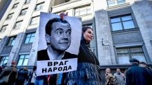 Russian parliament approves Putin's controversial pension reform