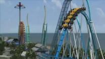 5pm: Be among first to ride GateKeeper