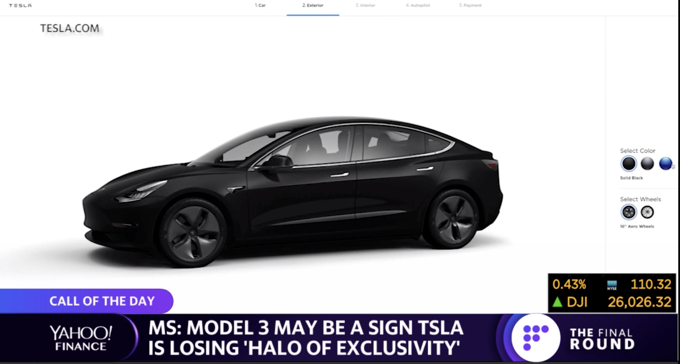 74d659a89 Wall Street analysts mixed on tesla model 3 announcement [Video]