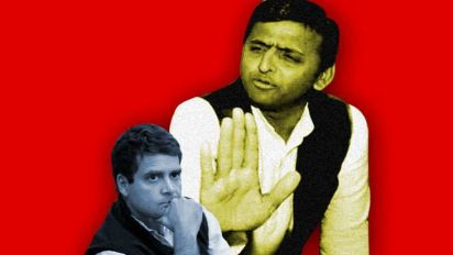 Numbers game: why the SP-Congress alliance in UP is coming undone