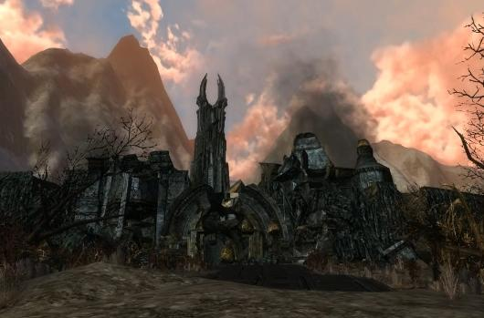 The Breaking of Isengard: A play session with Lord of the Rings Online's Update 13