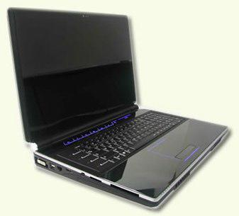 Clevo laptop shocker! Scores of new, cryptic model names
