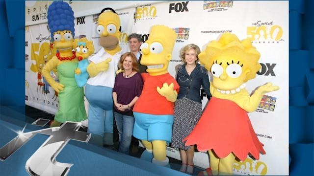 TV News Pop: 'The Simpsons' to Guest Star on 'Family Guy' Episode in 2014