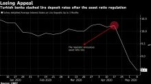 Lira-Averse Banks Raise Concern in Turkey of Another Dollar Rush