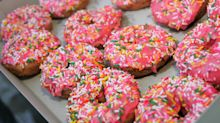 Town buys out entire doughnut inventory so owner can spend time with his ailing wife