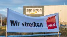 Verdi ruft erneut zu Arbeitsniederlegungen bei Amazon auf
