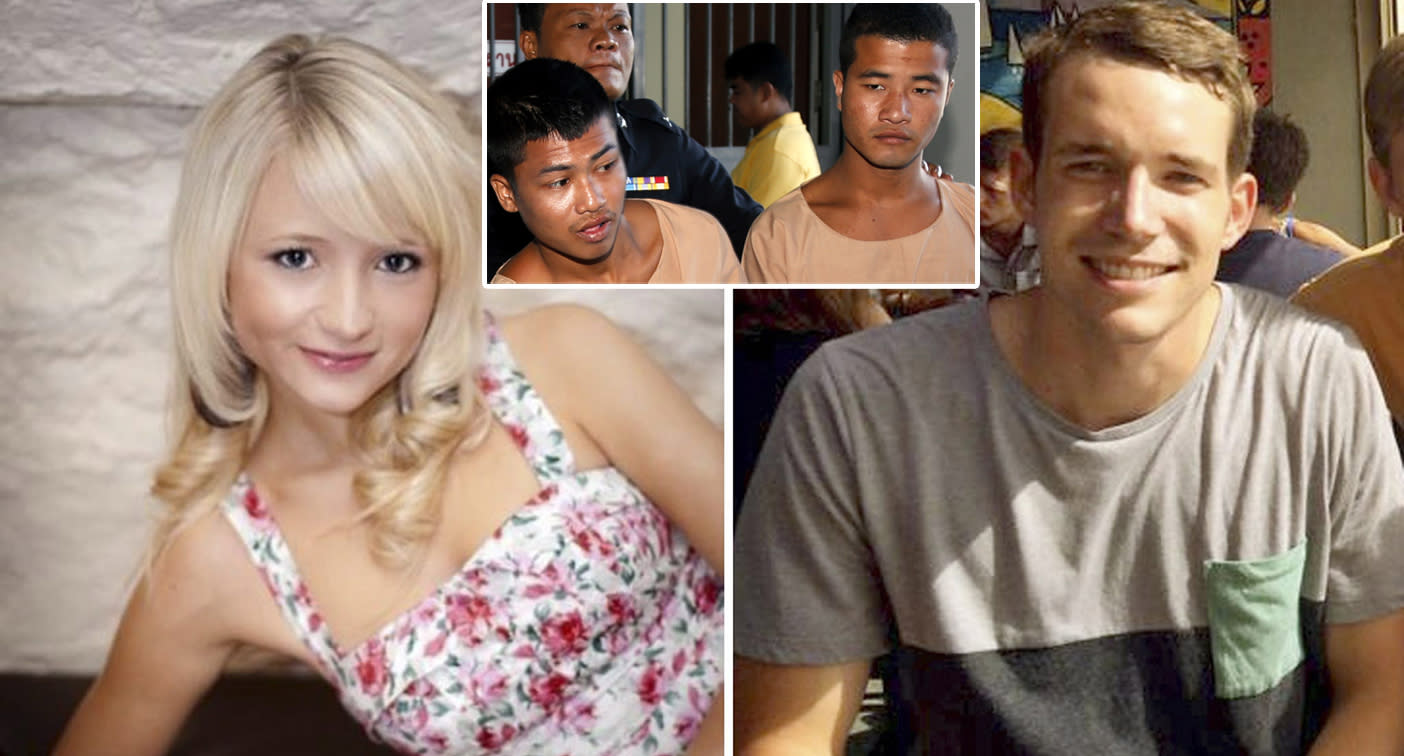 Death penalty upheld for murderers of British backpackers
