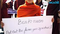UN: Muslim-Buddhist Tensions in Myanmar is a Risk