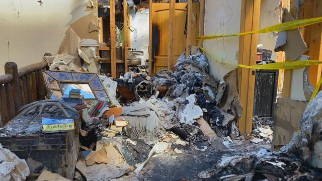 Rachael Shows What's Left Of Her Home After Devastating ...Rachael Ray House Fire Today