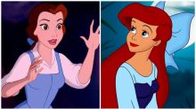 The reason why Disney princesses wear blue